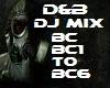 D & B Dj mix  (Euro)