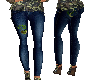 Country Girl Camo Jeans