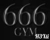 666 GYM Recp Desk
