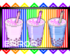 *E* Pastel Drink