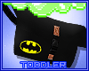 Toddler. Batman Handbag