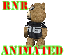 ~RnR~OAKLAND RAIDER BEAR