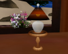 Beach Table/Lamp