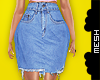 ! Denim Skirt