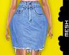 ! Denim Skirt
