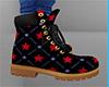 Stars Work Boots 4 (M)