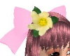 (A) Childs Pink Bow