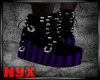 (Nyx) Cryptic Booties V7