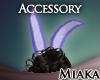 M~ Bunny Ears blue