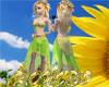 JULIET princesa gold/gre
