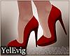 [Y] Red heels SH