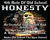 4th Rule Old School