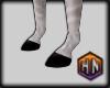 horse hooves feet furry