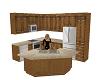 Designer Corner Kitchen
