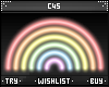 e Rainbow | Neon