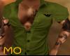 ArmyGreen Armani Shirt