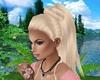 Soft Blonde Ponytail