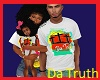 Kids Boys Dad Church Tee