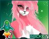 {R} Cheap Pink Fur Hair