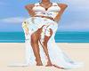 FLoral Skirt Top Dress