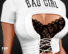 NP. Bad Girl Black