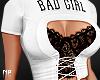 NP. Bad Girl Black
