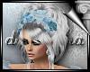 d3✠ Blue Winter Hair