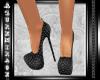 ^AZ^Cocktail Heels-Black