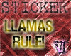 Llamas Rule!
