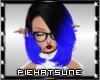~P; Maeva Blue
