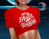 Cant Adult Tee Red