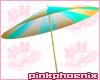 Sherbert B Umbrella
