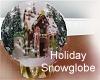 Holiday Snowglobe