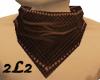 2L2 Cowboy Bandana-Brn