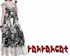 ☆black rose dress