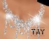 Boronia Diamond Necklace