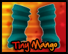 -TM- Teal Stripes Warmer