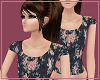 Antiope (Floral T-Shirt)