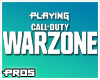 M COD Warzone Headsign