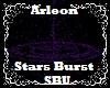 Stars Burst DJ Light