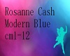 Rosanne Cash Modern Blue