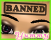 [Y] -Stamped Banned- BLK