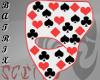 Poker Right Half mask