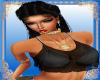 [PC] Black Top Gray bra