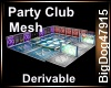 [BD] Party Club Mesh