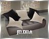~J~Studio Couch/P~