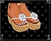 [DZ]White sandals