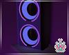 Neon Speaker