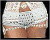 Jeweled WhiteLace Shorts