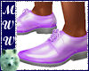 Lilac Dress Shoes